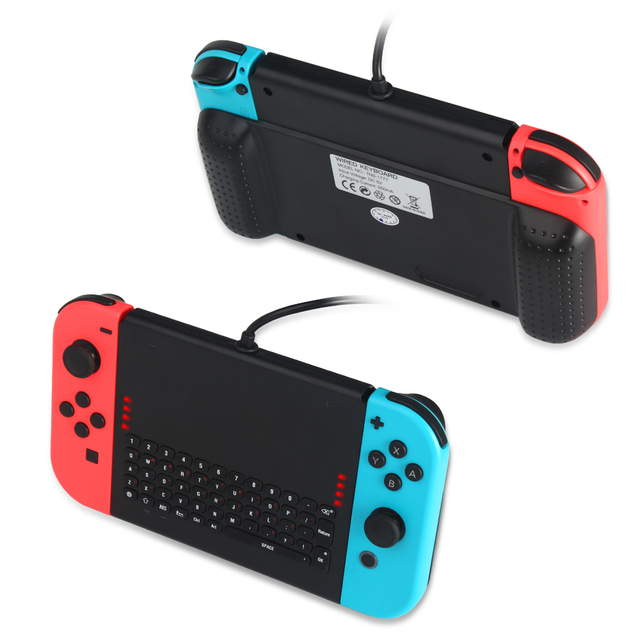 Bluetooth Keyboard for Nintendo Switch
