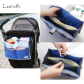 LARATH Different Style Universal Baby Stroller Bag Organizer Baby Car Hanging Basket Storage Stroller Accessories