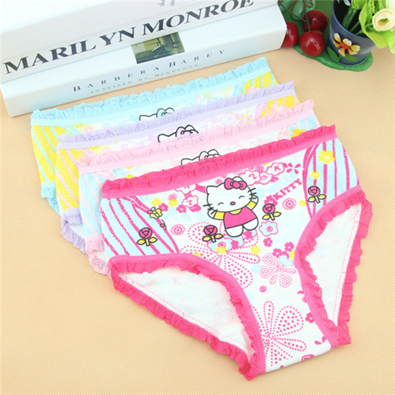 2pcs/lot 2016 hot calcinha infantil menina panties children for girls pants underwear lot child's underpants briefs X-WZ555-2 2pcs lot ncp81101bmntxg ncp81101b 81101b