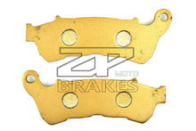 On sale Brake Pads For HONDA CBR 1000 FA (FAA/FAB) (3 piston front caliper/ABS) 2010-2013 Front & Rear OEM New ZPMOTO High Quality