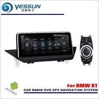 YESSUN 10 Inch HD Screen For BMW X1 E84 2009 2015 IDrive Car Stereo Audio Video