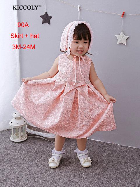 Newborn baby girl vestidos con tapa super back bow dress vestido infantil 3m-2 años de diamand cinturón vestidos de bautizo del bebé de cumpleaños