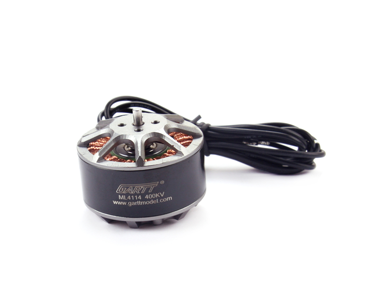 8pcs GARTT ML4114 400KV RC Brushless Motor For RC Multirotor Quadcopter Aircraft Multi-axis Motor t motor mn1804 2400kv brushless motor for rc quadcopter multirotor