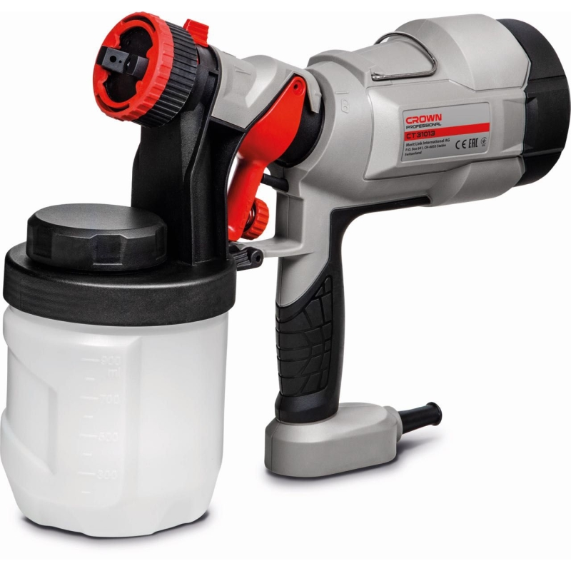 цена на Electric spray gun CROWN CT31013