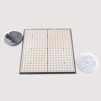 HOT Quality Foldable Game of Go WeiQi Baduk Full Set Stone 18x18 Study Size