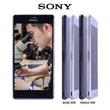 """ORIGINAL 5.2 """"para SONY Xperia Z3 Pantalla Pantalla LCD de Pantalla Táctil con el Marco Para SONY Xperia Z3 Dual D6633 D6603 D6653 L55T"""