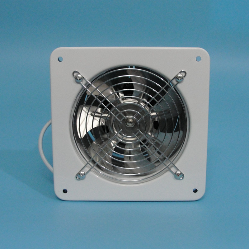150mm Strong Power Exhaust Fan New Air System Fan In 6