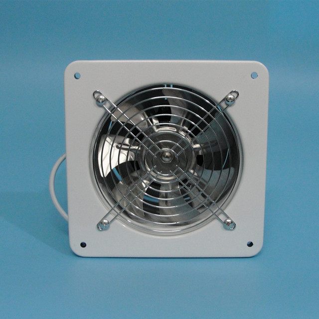 Buy 150mm strong power exhaust fan new for 4 kitchen exhaust fan