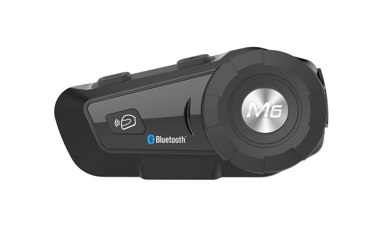 800M Bluetooth Intercom Motorcycle Helmet Interphone Headset Waterproof Wireless Bluetooth Moto Headset Interphone