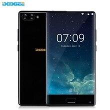 In Stock DOOGEE MIX 6GB+64Gb/4GB+64GB 5.5 inch Android 7.0 Helio P25 Octa Core 2.5GHz Metal Body Front Fingerprint Sensor