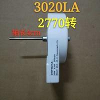 1pcs Refrigerator motor for DREP3020LA 3.5W 0.29A 2770rpm Cooling Fan motor DC12V Refrigerator Parts