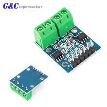 цена на L9110S H-bridge Stepper Motor Dual DC Stepper Motor Driver Controller Board Module L9110 for arduino Compatible TTL / CMOS / CPU