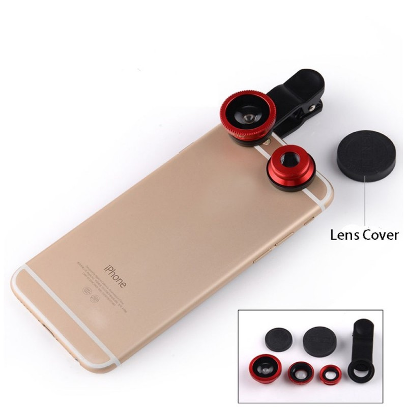 Universal Clip 3 in 1 HD Fish Eye Camera Macro Wide Angle Phone Lens For iPhone 7 8 6 6s Plus X For Samsung Xiaomi redmi Huawei-in Mobile Phone Lenses from Cellphones & Telecommunications on Aliexpress.com | Alibaba Group 8
