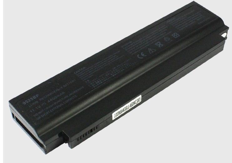 4400 mAh Nouvelle batterie d'ordinateur portable pour MEDION Akoya E5218 MD97218 MD97313 MD97372 MD97441 E5217 MD97202 MD97312 MD97371 MD97439 MD98120