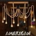 Светодиодная веревка  подвесные светильники  люстра для ресторана  подвесные светильники для гостиной  светильники  подвесные светильники ...