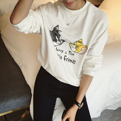Best friends hoodie 2015 autumn cute girl hoodies sweatshirts ...