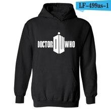 DOCTOR WHO Europa und Amerikanischen Hoodies Männer Mit Kapuze Sweatshirts Pullover Mode Kreative Lustige Verdicken Neue Hoodie OverSize P158