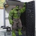 2016 Hot-venda New super herói figura de ação Hulk brinquedos modelo grande tamanho 42 cm