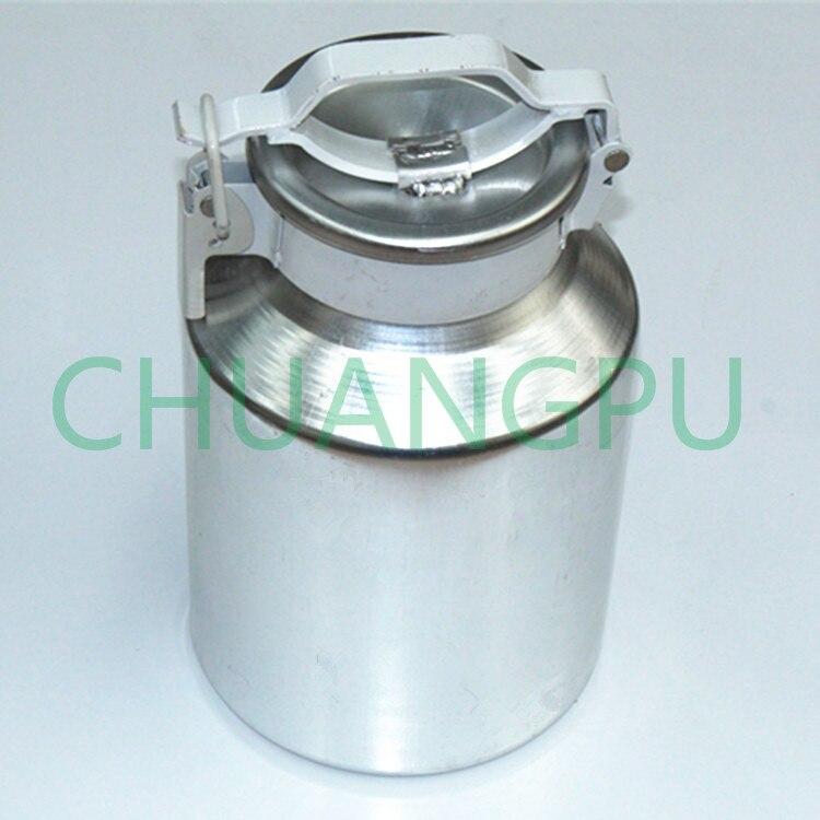 16litrová nádoba na mléko, hliníková nádoba na skladování mléka, piva, vína, džusu atd