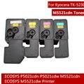 TK-5230 TK5230 KCMY цветной тонер-картридж для Kyocera ECOSYS M5521cdw P5021cdw p5021cddn M5521 P5021 тонер EUR AP версия