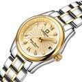 Карнавальные женские часы  роскошные Брендовые женские автоматические механические часы  женские водонепроницаемые часы с сапфиром  C-8830-7