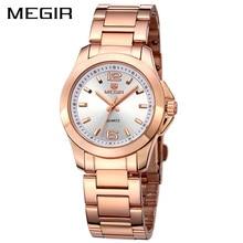 MEGIR Frauen Uhren Luxus Paar Kleid Armbanduhr Relogio Feminino Uhr für Frauen Montre Femme Quarz Damenuhr für Liebhaber