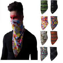 Bicycle Motorcycle Snowboard Ski Cycling Half Face Mask Warm Fleece Mask Unsex