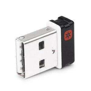 Image 5 - 2.4 GHz Không Dây Dongle Adapter Đầu Nhận Nano Dongle Cho Logitech 6 Kênh 6MM Cho Cho MX M905 M950 m505 M510 V. V.
