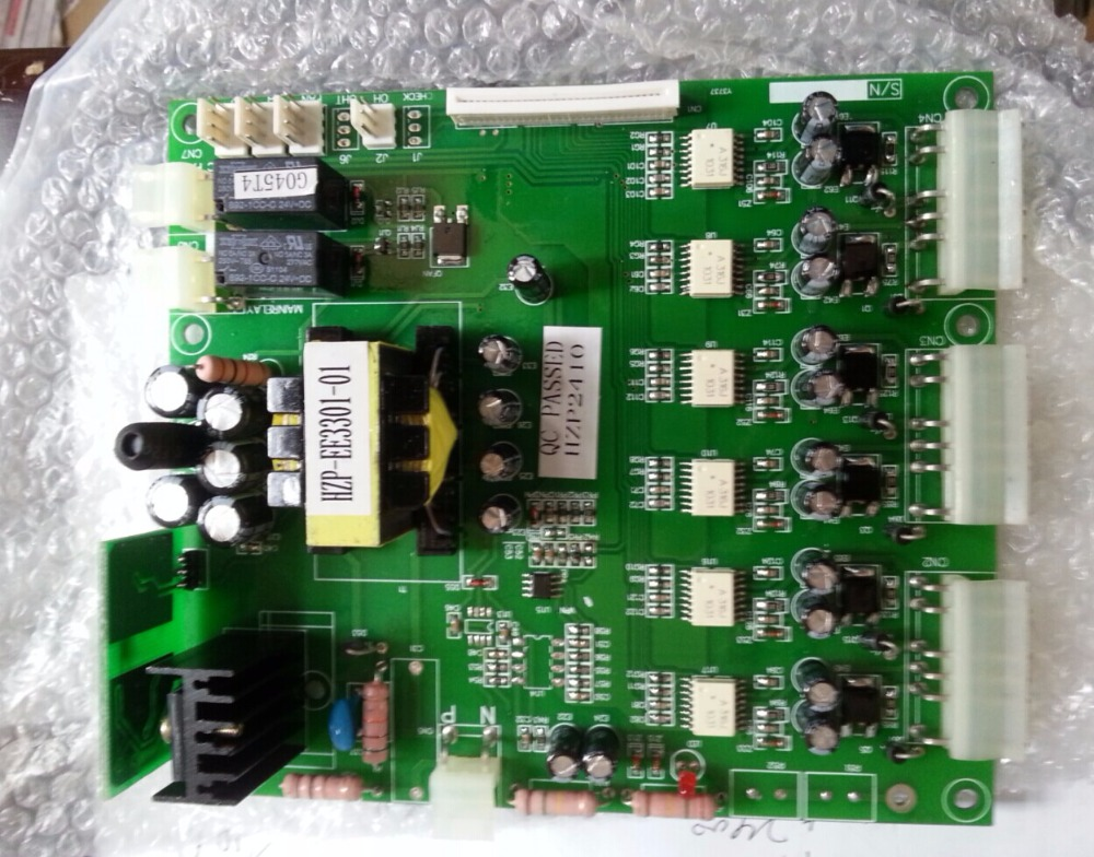 SY3200 inverter drive board power plate 55/75/90/110kw motherboard trigger board