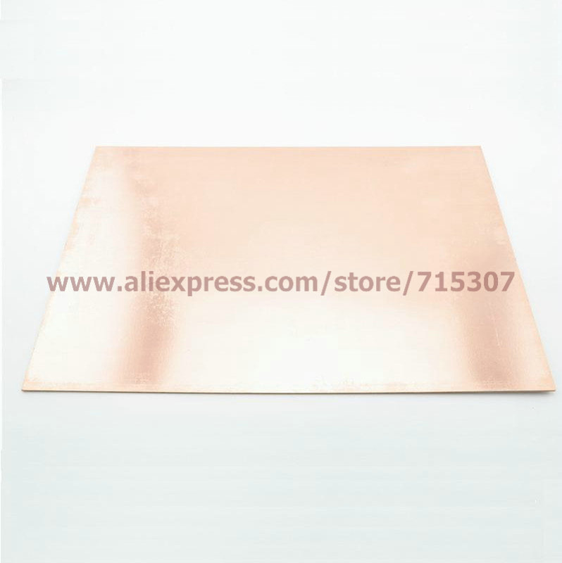 1pcs 20*30 / 20x30cm single side copper clad circuit board/ universal board/ test board thickness 1.6mm bakelite material мыло косметическое rizes crete натуральное оливковое мыло с корицей