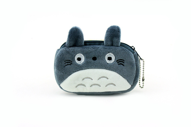 Totoro Coin Purse Wallet Pouch Handbag