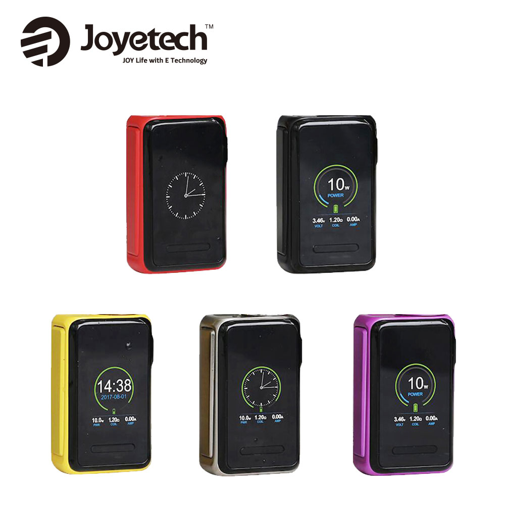 все цены на Original 80W Joyetech CUBOID Lite TC MOD w/ Built-in 3000mAh Battery & 1.45-inch Color TFT Display for Exceed D22 Tank E-cig Mod