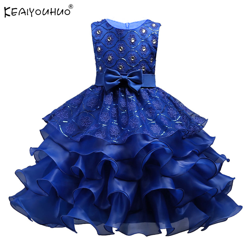 Girls Clothes 2018 New Summer Girls Dress Children Clothing Sleeveless Party Costume For Kids 4 5 6 7 8 9 10 11 12 13 14 Years new fashion girls clothing kids clothes summer style sleeveless tops pants 2 pcs casual children suit 3 4 5 6 7 years