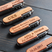 Personalized Pocket Knife, Custom Multi-tool Knives, Engraved Pocket Knife, Father's Day, Customized