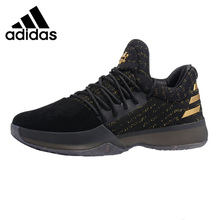 c846177aab392f Adidas Harden Vol. 1 Men Basketball Shoes Outdoor Sneakers Black Non-Slip  Breathable