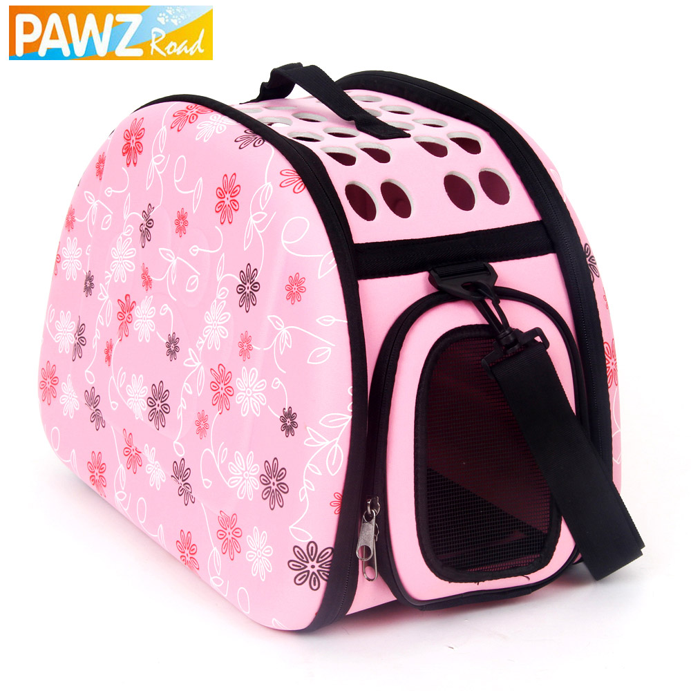 Storage Folding Pet Bags Foldable Carrier Small Dog Bag Cat Fanshional Design Externide Pack In Carriers From Home Garden On