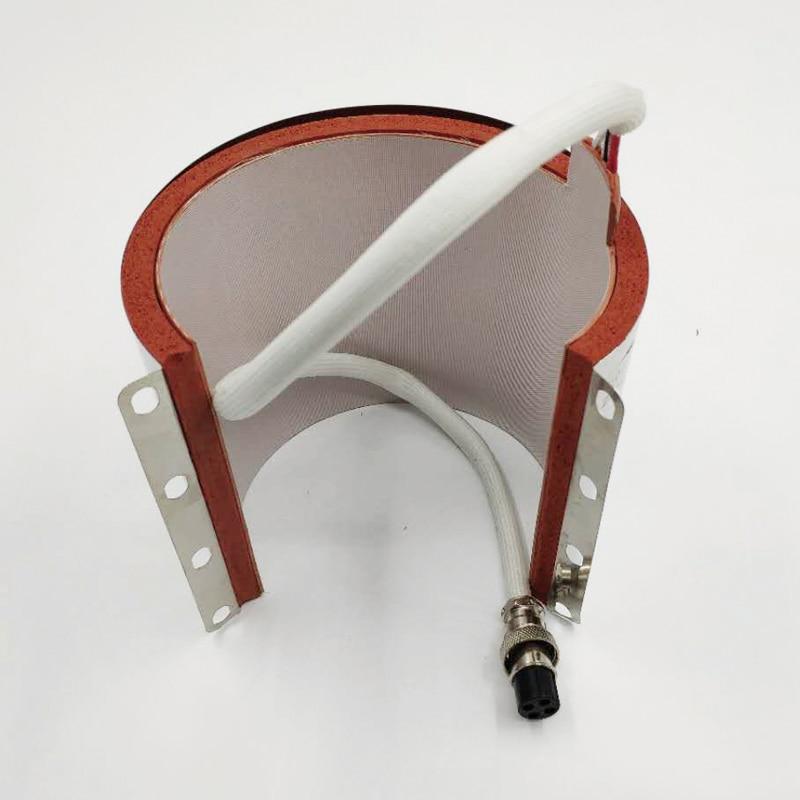 Sublimation Machine Silicone Mug Heating Pad Mat Mug Heat Press Parts For Mugs Printing Press 7