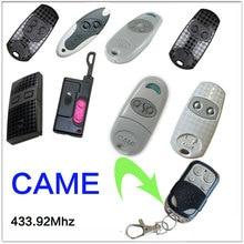CAME TAM432SA TOP432EE TOP432TWIN TOP432NA garage door remote control Duplicator