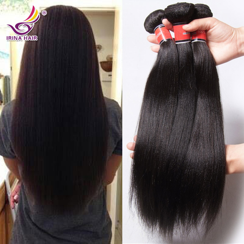 Permed hair extensions choice image hair extension hair brazilian straight weave 3pcs brazilian light yaki virgin hair 6a brazilian straight weave 3pcs brazilian light pmusecretfo Choice Image
