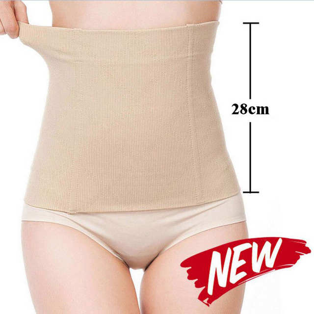 3758bd3f1fb Online Shop 2017 Brand New Lady Postpartum Belly Recovery Band After Baby  Tummy Tuck Belt Body Slims Shaper