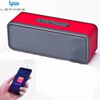 Portable Bluetooth Speaker Woofer Boombox Wireless Speaker Amplified Soundbar Has TF FM Radio Handsfree For Xiaomi