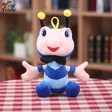 Creative Plush ant bee toy stuffed animal toys doll kids baby friend birthday christmas gift present home shop Deco Triver цены