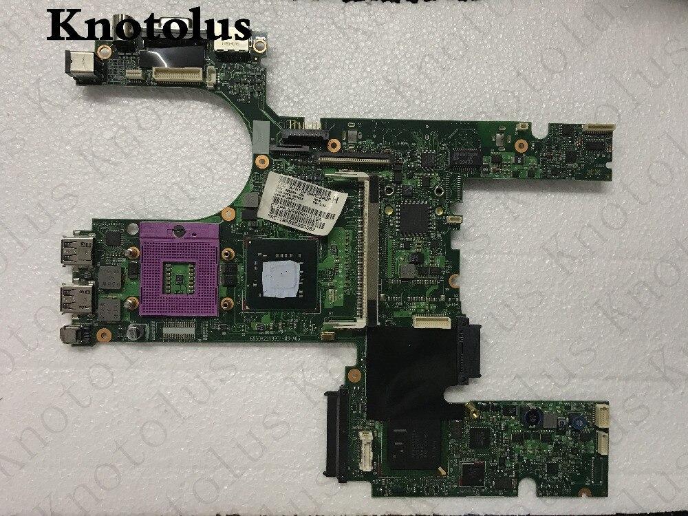 486248-001 pour carte mère d'ordinateur portable hp 6530b 6730b ddr2 ge45 6050a2219901-mb-a03 livraison gratuite 100% test ok