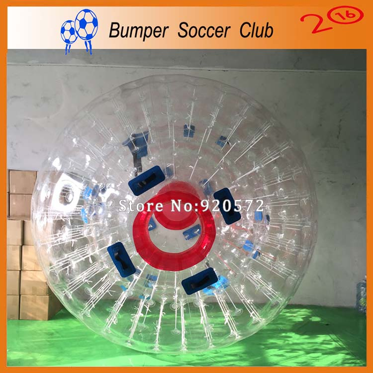 Factory Customize! Free shipping ! Dia 3M Good Price Transparent Zorb Ball Inflatable Rolling Zorb Ball Soccer Zorb Ball free shipping 3m pvc inflatable playground zorb ball for kids human hamster ball grass zorbing ball durable zorb ball