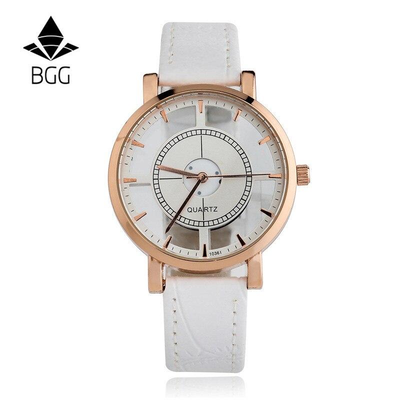 Bgg πολυτελείας μάρκα μόδας ρολόι - Γυναικεία ρολόγια - Φωτογραφία 3