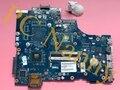 Cn-0kcfdn vaw11 la-9102p para dell inspiron 17 3721 placa madre del ordenador portátil w/intel pentium dual-core 2127u kcfdn