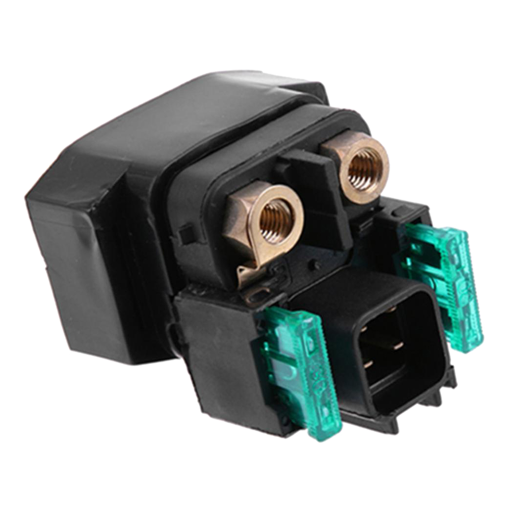 Image 5 - 1 Pcs Copper Electric Starter Relay Solenoid Magnetic Switch Replacement For Suzuki VL1500/GSXR600/GSXR600F/katana/SV1000 52 mm-in Motorcycle Switches from Automobiles & Motorcycles