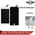 AAA For IPhone 6 Plus LCD Display For IPhone 6Plus LCD Display Touch Screen Replacement Parts Digitizer Assembly