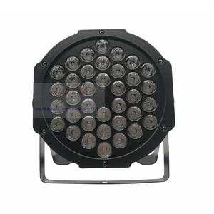 Image 2 - سريع الشحن LED 36x3 واط RGBW كشاف لمبات LED مسطح RGBW اللون خلط DJ غسل ضوء المرحلة Uplighting KTV ديسكو DJ DMX512 مصباح للزينة