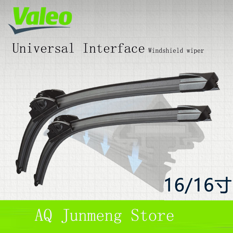 Valeo Preferred 16/16 Yes Wipers for Benz G Level Herd Horses Wave Dee War Flag Jetta Jiabao Changan